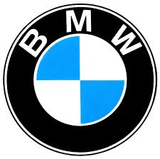 The BMW logo represents twin airplane propellers, a nod to the genesis of the company